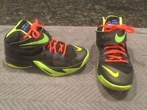 Boys Size 5.5Y Nike Lebron James King