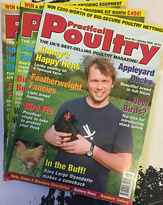 Practical-Poultry-Magazine-Chicken-Ducks-Game-Goose-Quail-Rabbits-22-to-24-2006