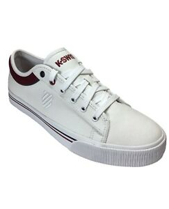 swiss Sporty GymBlanc Bridgeport Men Trainer K Canvas Chaussure SpUzVM