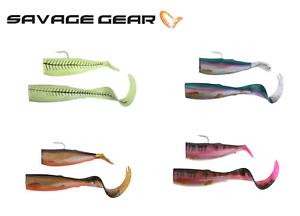 Savage-Gear-Cutbait-Herring-spare-tails-2pcs-20-25-cm-couleurs-diverses