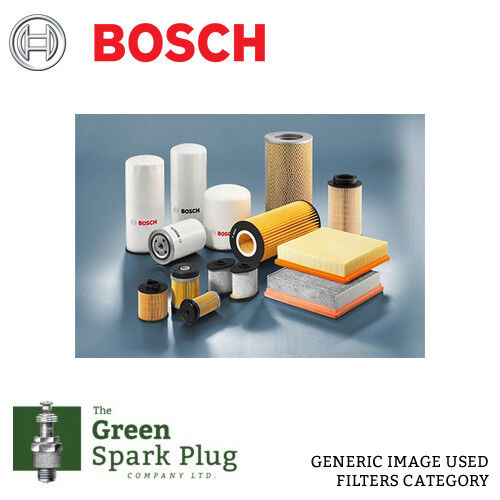 1x Bosch Pass Compartiment Filtre 1987432228 [4047024810310]