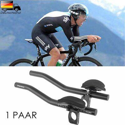 1Paar Fahrrad Lenker Aufsatz Triathlon Lenkeraufsatz Für Armauflage Aufsatz Bike