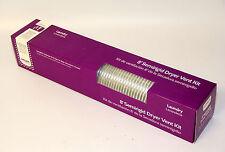 Electrolux Smart Choice 8 ft Semirigid laundry Dryer vent Kit 5305512431
