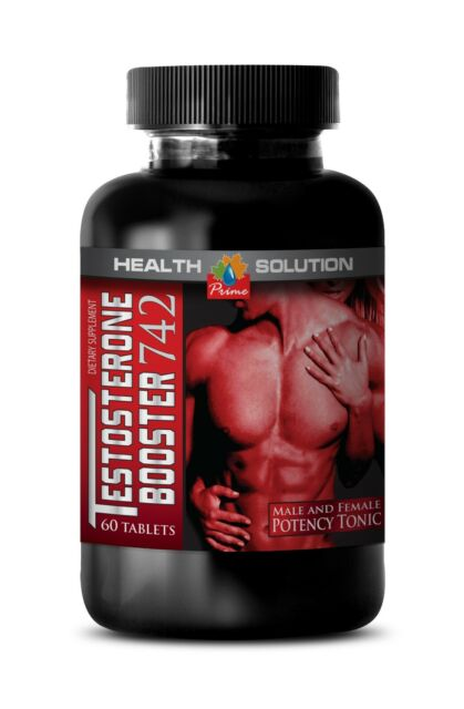 Bodybuilding Supplements Testosterone 742 Advanced Muscle Building Formula 1 B For Sale Online