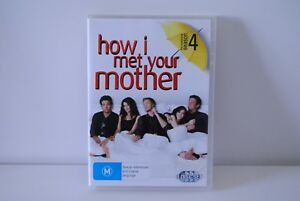 How-I-Met-Your-Mother-Season-4-3xDVD-rules-of-engagement-new-girl-friends
