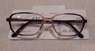 Marchon Blue Ribbon BR28 Taupe 55//18 Eyeglass Frame NOS #185 272