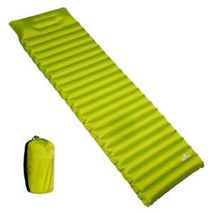Sleeping Pad Air Inflatable Mat Compact Lightweight Waterproof  Camping Outdoor  factory outlet online discount sale