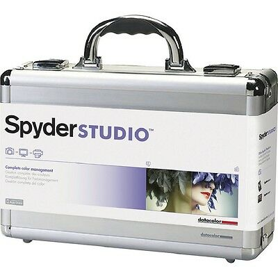 Datacolor Spyder Studio S4SSR100 *NEW* Color Coliboration Software