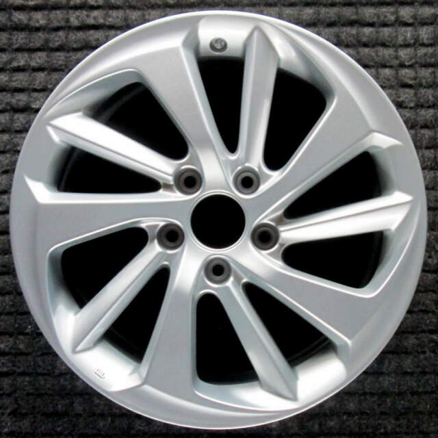 Acura ILX Painted 17 Inch OEM Wheel 2016 To 2018