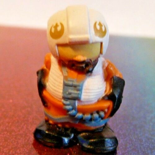 Star Wars Fighter Pods Series 1 #9 JEK PORKINS Micro Heroes OOP