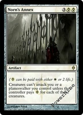 ~ Magic the Gathering MTG Norn/'s Annex ~ New Phyrexia ~ NearMint//Excellent