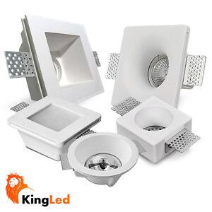 Portafaretto-in-Gesso-Ceramico-da-Incasso-per-Faretto-LED-con-Attacco-GU10-Pro