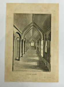 Antique-Engraving-Chinese-Gallery-Ticehurst-House-Hospital-Sussex-Thomas-Henwood
