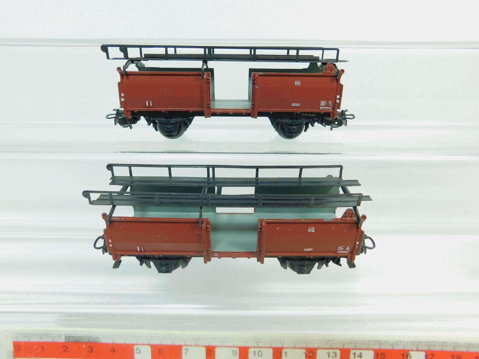 Bn463-0, 5  2x   h0/ac 4612 in ghisa-AUTO CARRELLO TRASPORTO off 52 315/4 DB