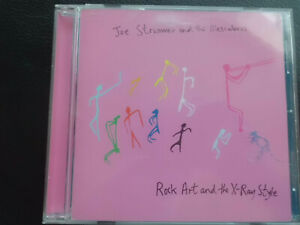 Joe-Strummer-and-the-Mescaleros-Rock-Art-and-the-X-Ray-Style-CD-1999
