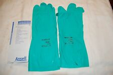 Ansell 37-200 Chemical Resistant Gloves Size 10 (12 Pairs)