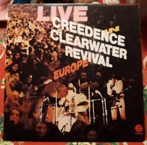 Afbeeldingen van Creedence Clearwater Revival Live In …