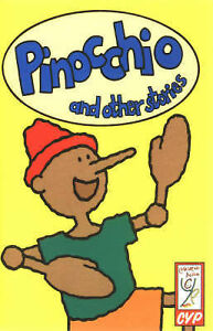 Good-Pinocchio-amp-Other-Stories-Junior-Choice-Audio-Cassette-by-Audio-Cass