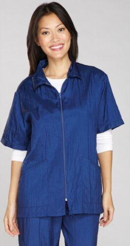 GROOMING GROOMER STYLIST BARBER Vet Tech Hair Water Resistant Nylon JACKET Coat