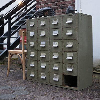 LOFT VINTAGE MID CENTURY MODERN SIDEBOARD BOX KOMMODE ART DECO BAUHAUS ÈRE