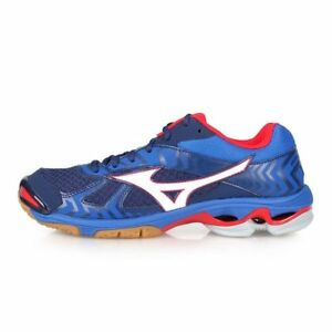 Mizuno Wave Bolt 7 Men s Volleyball Badminton Shoes V1GA186027 A 18U ... 4ed447be7ce