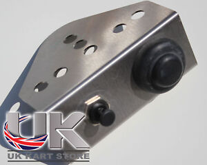 Rotax-Max-Kart-Cambiar-Bordo-Soporte-con-On-Descuento-amp-Interruptor-de