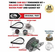 FOR ALFA ROMEO 156 2.0 2001> TIMING CAM BELT KIT + BALANCESHAFT SET + WATER PUMP