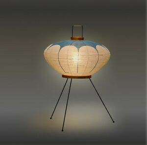 Isamu Noguchi AKARI Lantern 10A Floor Lamps Handcraft Authentic