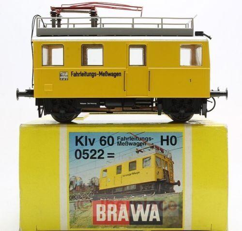 Brawa HO Klv 60 loco 0522 DC
