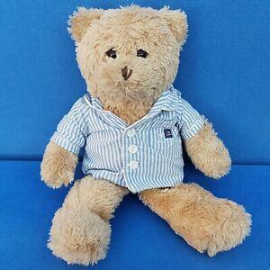 LEXINGTON-TEDDY-TEDDYBAR-35-CM-STOFFTIER-BEAR-BAR-SWEDEN-KUSCHELTIER