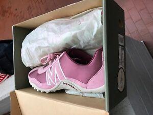 Blast Rarissime Merrell 45 Rare Da Collezione Pink Rosa Sprint SxwRO