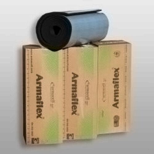 Armaflex AF Kautschuk-Platte 19mm Selbstklebend 6qm Neu Schwitzwasserisolierung