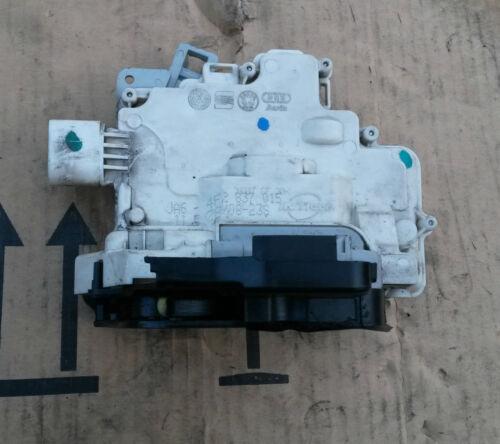 AUDI A3 A6 A8 R8 ANTE ns sinistro della porta meccanismo di bloccaggio 4F2837015