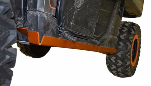 Ricochet Off-Road 2 PC Aluminum Rock Slider Set 2013-17 Polaris RangerXP 900//570