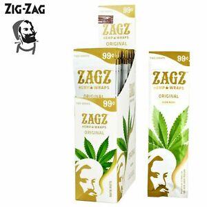 ZAGZ-Organic-Hemp-Wrap-Rolling-Paper-Original-Full-Box-25-Pouches-2-per-Pack