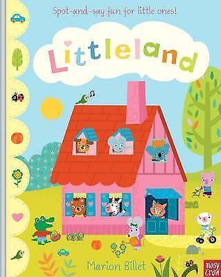 1 of 1 - Littleland (Spot & Say Book), Very Good Condition Book, Billet, Marion, ISBN 978