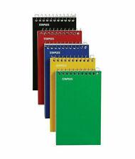 Staples 11491 Memo Pads 3 X 5 College 75 Sheets Per Pad 5 Pads Per Pack