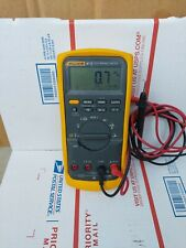 New Listingfluke 87 V True Rms Multimeter With Leads Good Condition Fast Shipping