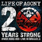 20 Years Strong 0825888780048 by Life of Agony CD
