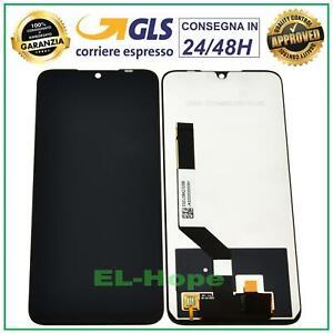 DISPLAY-LCD-XIAOMI-REDMI-NOTE-7-7-PRO-TOUCH-SCREEN-SCHERMO-MONITOR-VETRO-NERO