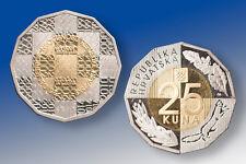 CROATIA HRVATSKA 25 KUNA 2016 .g. - DE - NEW UNC