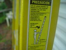 New Werner Fiberglass Ladder
