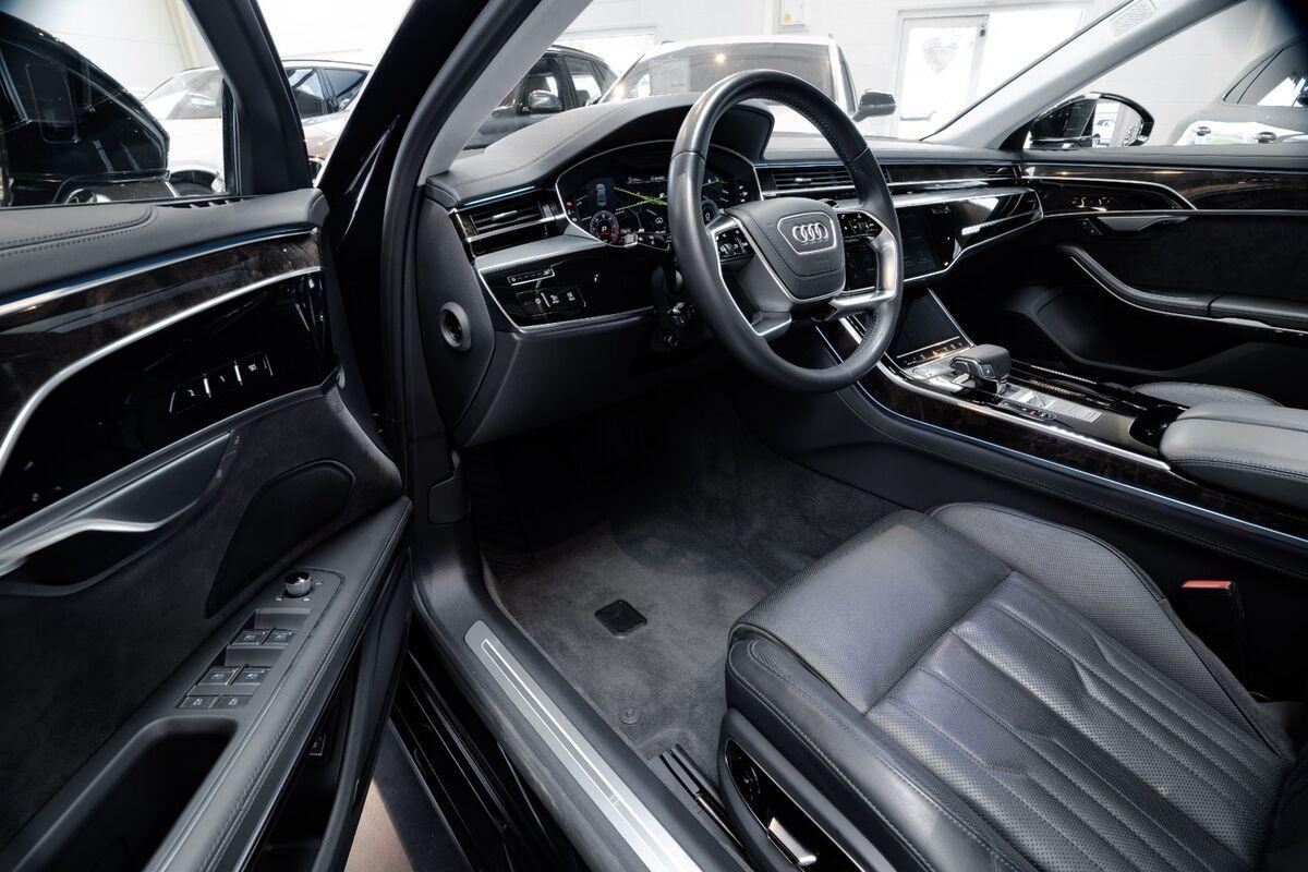 Audi A8 TDi quattro Tiptr.
