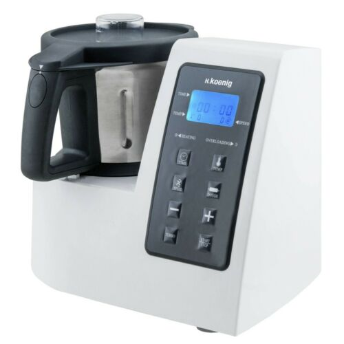 Professionnel de CUISINE machine thermo-Multi réchaud 9 in1 KOENIG hkm102 2 litres 1300 w H