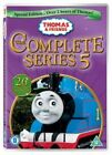 DVD TV Show Thomas The Tank Engine and Friends Series 5 R2 PAL