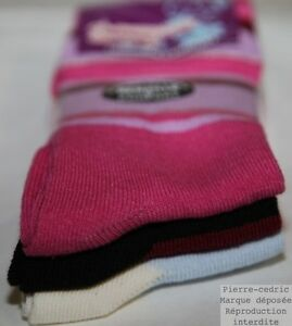 2-Monton-de-3-pares-calcetines-Mujer-Lujo-rayas-Remallados-Pierre-cedric