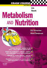 Metabolism and Nutrition by Ming Yeong Lim, Amber Appleton (Paperback, 2007)