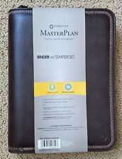 Franklin Covey Master Plan Blinder Withstarter Set