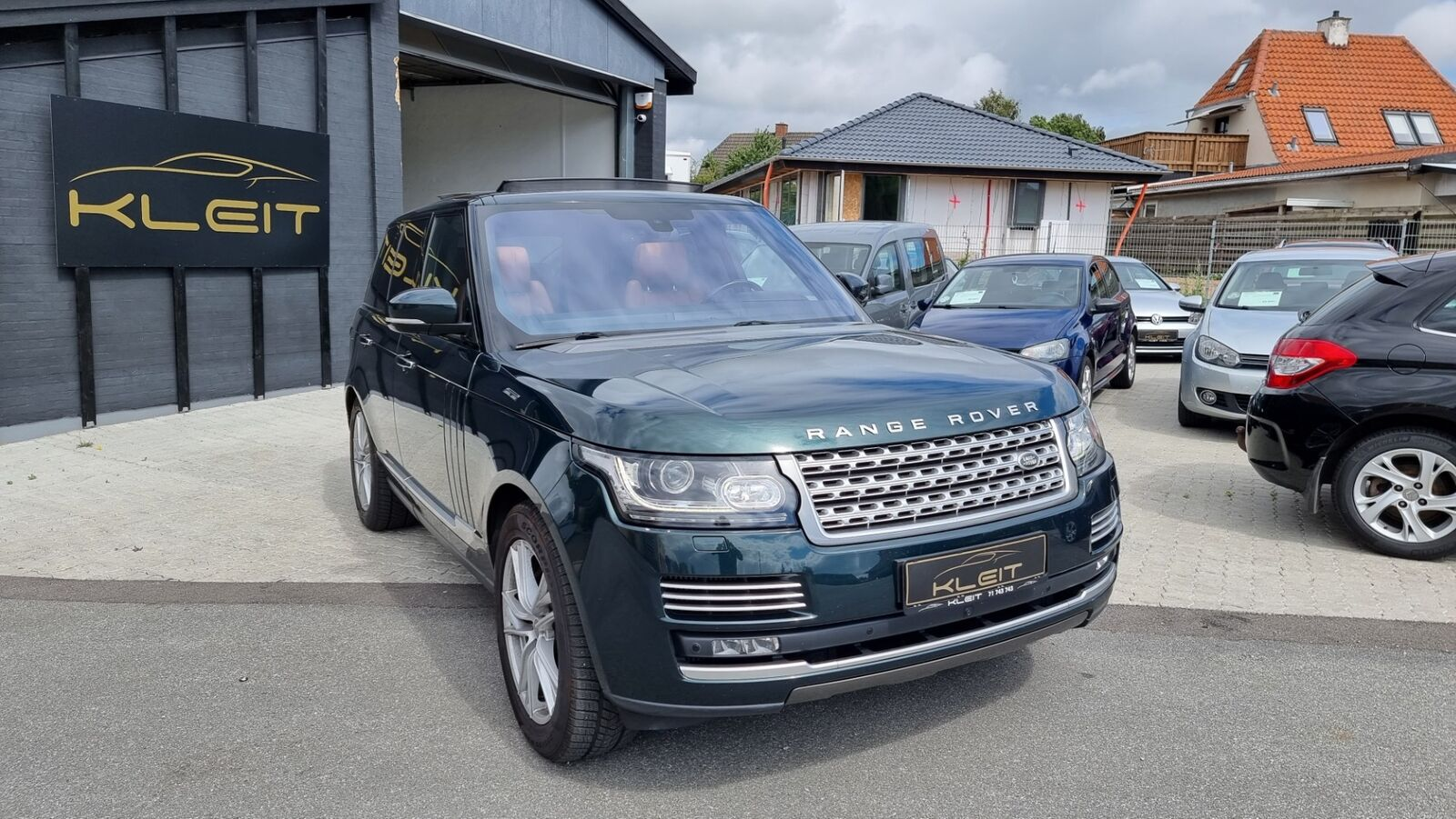 Land Rover Range Rover 4,4 SDV8 Autobiography aut. LWB 5d - 0 kr.