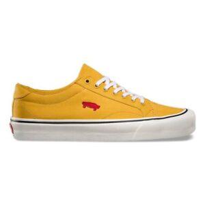 f8a4e2c2e56b97 Vans Court Icon Salton Canvas Mineral Yellow Men s 13 Skate Shoes ...